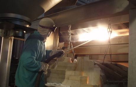 Coldeface Welding
