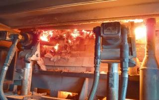Repair burnerport[
